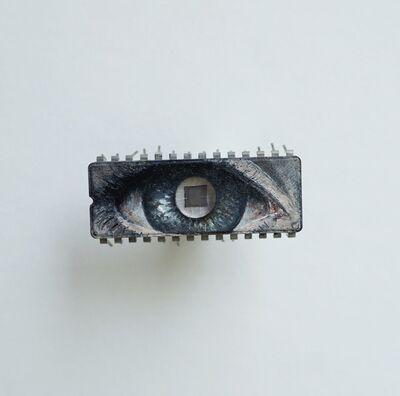 Yuri Zupancic, 'Eye in Eye', 2015
