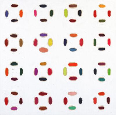 Len Klikunas, 'Colours', 2021