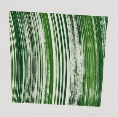James Nares, 'High Speed Cone Graphs 2, 7.5º ', 2020