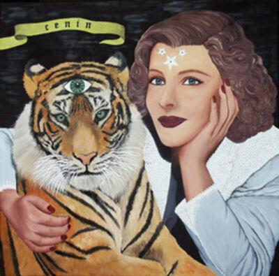 Cenin, 'Tiger Lady', 2013