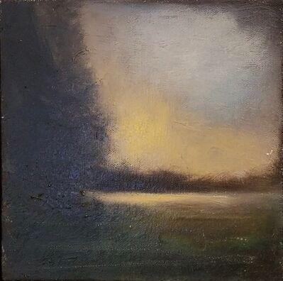 Anne Garton, 'Lake Poem II', 2015