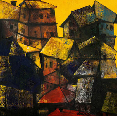 Paresh Maity, 'Sunlight', 2015