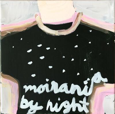 Mie Olise Kjærgaard, 'Moirania By Night', 2019