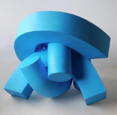 Patricia Volk, 'Embrace (blue)', 2019
