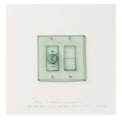 Do Ho Suh, 'Specimen Series: Corridor/Firtst Floor 1, 348 West 22nd Street, New York, NY 10011, USA ', 2013