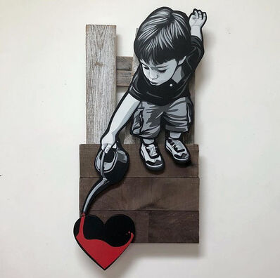 Joe Iurato, 'Watering Can (Love)', 2019