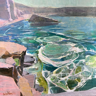 Kevin Weckbach, 'Ring Cove', 2017