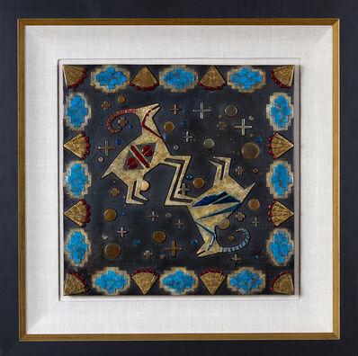 Leroy Garcia, 'Starry Night', 2014