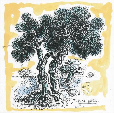 John Craxton, 'Olive Trees', 2008