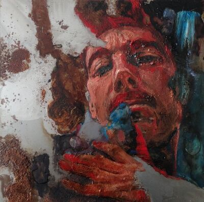 Sabatino Cersosimo, 'Narciso dal suo riflesso', 2017