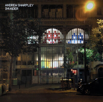 Invader, 'INVADER Andrew Sharpley Vinyl LP 180g', 2021