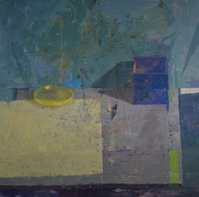 Chris Liberti, 'Cube and Dish', 2019
