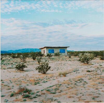 John Divola, 'N34°10.466'W115°54.878'', 1995-1998