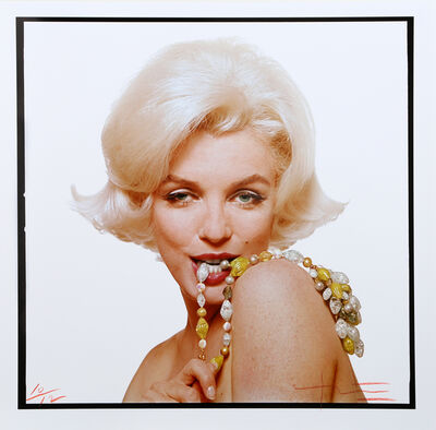 Bert Stern, 'Marilyn Monroe: The Last Sitting', 2009