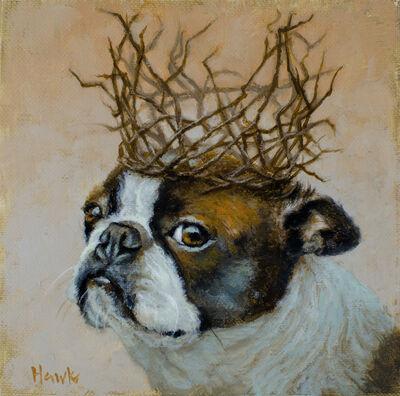 Dana Hawk, 'Heavy Crown', 2020