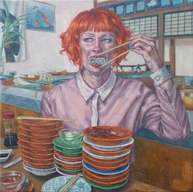 Roxana Halls, 'Sushi', 2014