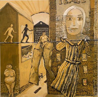 Laurie Heller Marcus, 'VENUS WEARS THE PANTS', 2020