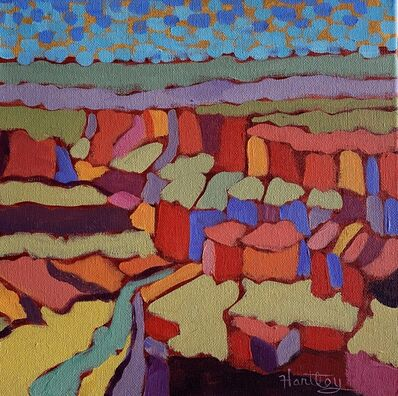 "Claudia Hartley, '""Grand Canyon Color 2""', 2020"
