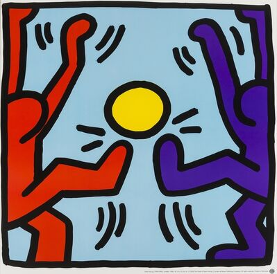 After Keith Haring, 'Untitled', 1987/2000