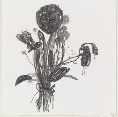 Nicola Tyson, 'Today's bouquet', 2015