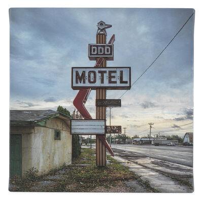 Rod Penner, 'Triple D Motel/Rain', 2020