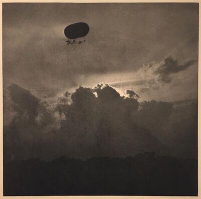 Alfred Stieglitz, 'A Dirigible', 1910