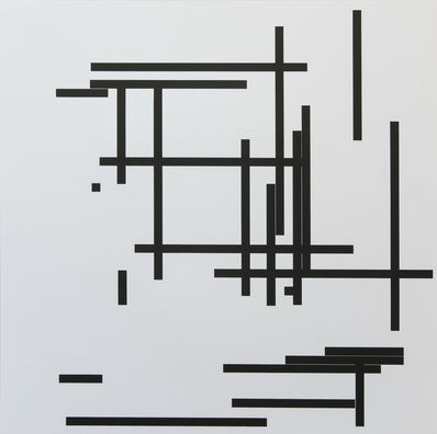 herman de vries, 'random ', 1969/1985