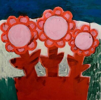Ayse Wilson, 'Chunky Flowers II', 2019