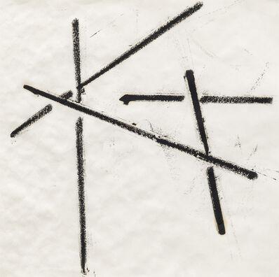 Fred Sandback, 'Untitled', ca. 2001