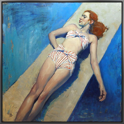 Malcolm T. Liepke, 'Bathing Beauty', 2017