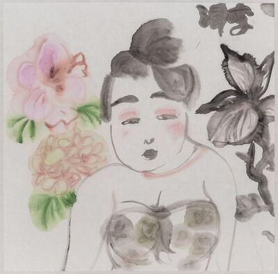 Li Jin 李津, 'Peony Blossom', 2019