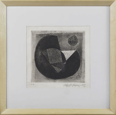 Sérvulo Esmeraldo, 'Untitled', 1957