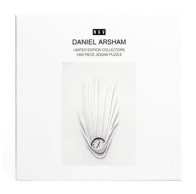 Daniel Arsham, ''Falling Clock 2018' (puzzle)', 2020