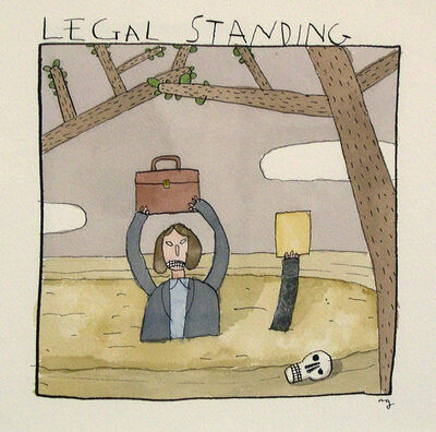 Alan Gerson, 'Legal Standing', 2009