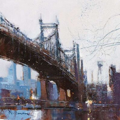 Peter Wileman, 'Queensborough Bridge II, New York', 2018
