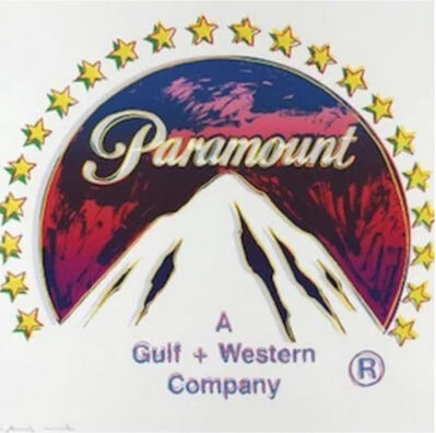 Andy Warhol, 'Paramount F.S. II 352', 1985