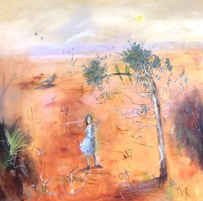 Terry-Pauline Price, 'Golden Retreat', 2019