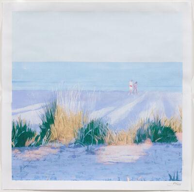 Isca Greenfield-Sanders, 'Shadow Dunes', 2017