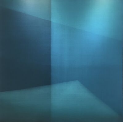 Eric Freeman, 'Turquoise Room', 2020