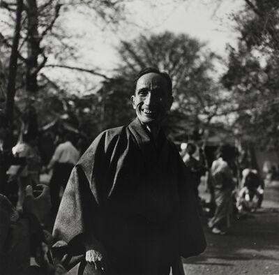 Issei Suda, 'Tokyo Ueno Sakura Matsuri, April 13, 1975', 1975