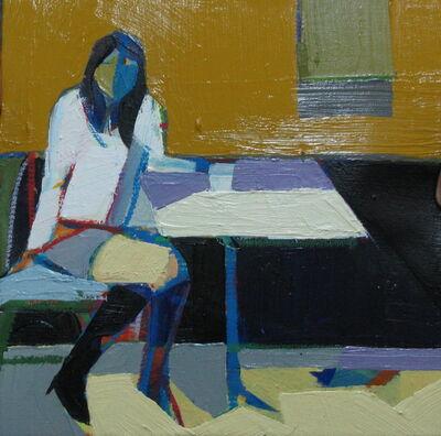 Wipoosana Supanakorn, 'Girl in Bistro No. 6', 2011