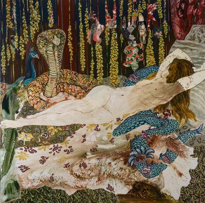 Florence Dussuyer, 'Histoire de femmes 4', 2020