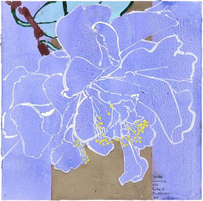 Robert Kushner, 'WHITE CAMELLIA VIII', 2009