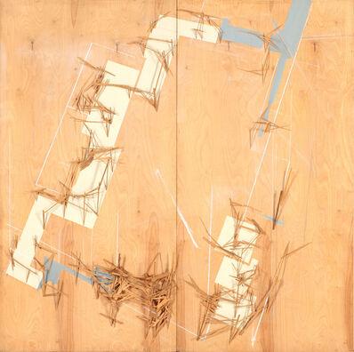 Tadashi Kawamata, 'Limelight Project (21)', 1985