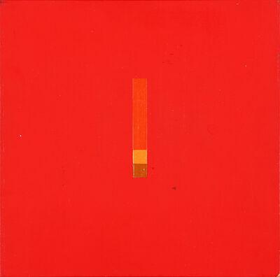 Jorrit Tornquist, 'Opus 701 Fuoco 2', 1975