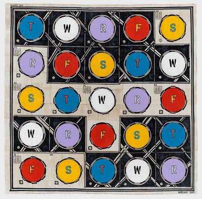 George Widener, 'Magic Circles ', 2017