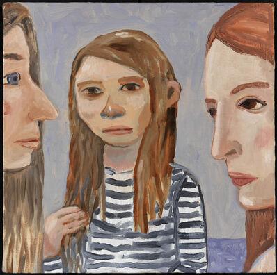 Brian Calvin, 'Passing Slowly', 2012