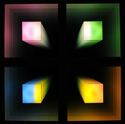 Chul-Hyun Ahn, 'Visual Echo Experiment', 2011