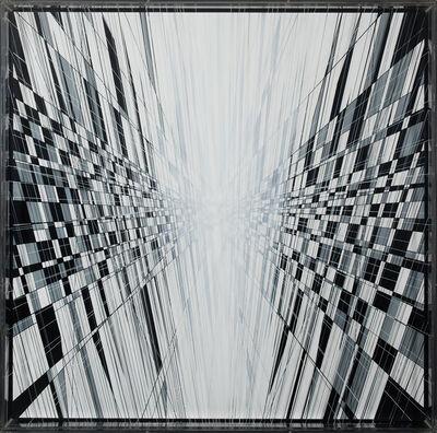 Thomas Canto, 'Evanescing lines burst', 2016