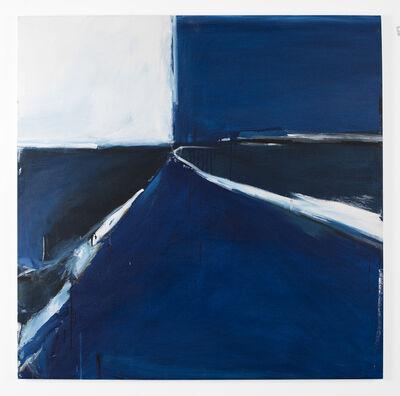 Emilia Dubicki, 'Blue Rush', 2014